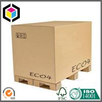 Heavy Duty Strong Corrugated Shipping Pallets; High Quality Shipping/ Moving Box Manufactures