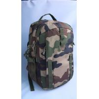 Buy cheap 600D Polyester Military Camouflage Backpack Breathable Mesh Backing For Comfort from wholesalers
