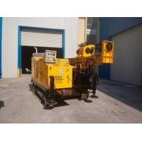 High Rotary Speed Diamond Core Drill Rig Powerful Compact Structure Design Manufactures