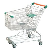 China Shopping Trolley Shopping Trolley Cart on sale