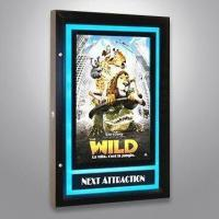 Super Slim LED Light Box for Cinema with Lock to Protect Movie Posters and Easy to Change Posters Manufactures