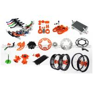 Motorcycle Parts Aluminum CNC Custom High Performance Dirt Bike Parts Manufactures