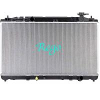 Hand Welded High Performance Aluminum Radiators 1 Year Warranty For Toyota Tundra Manufactures