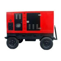 50 KW  Mobile Electric Generator 3 Phase 400 Volt Emergency Power Supply Manufactures