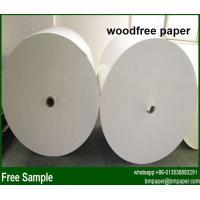Woodfree Fine Writing Paper Manufactures