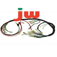 Terminal Protective Cover Auto Wiring Harness , Electrical Wiring Harness Pigtail Cable Manufactures