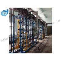 Nanofiltration 3000L per hour waste water treatment system Manufactures