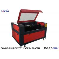 Double Color Board Co2 Laser Engraving Machine with Belt Transmission Blade Table Manufactures