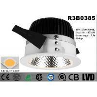 China Interior CITIZEN LED Spot Downlights Ra 80 Adjustable Dimmable Led Downlights on sale
