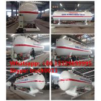 50000L mobile skid mounted lpg gas fiiling stations, 50m3 skid propane cooking gas plant for kitchen gas cylinder bottle Manufactures