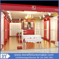 Nice Red baking paint Kids Dress Shop - OEM Factory Kids Dress Stores with top quality Manufactures