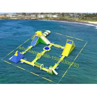 new design water sports water obstacle for sale Manufactures