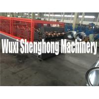 China Pre-painted Galvanized Sheet Double Layer Roll Forming Machine with Embossing Processing on sale