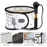 White - Leawell Decompression Back Belt With FDA Approved Waitst 29-49'' Manufactures