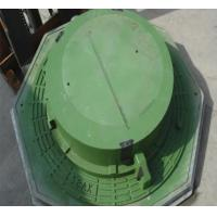 EPS Mold Material Auto Parts Mould Cast Iron Manhole Covers And Frame Manufactures