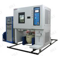 Water Cooling Environmental Shaker Comprehensive Vibration Test Chamber 20%~98%R.H. Manufactures