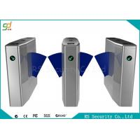 Bi-Directional Wide Lane Flap Barrier Gate With IR Sensor And Anti-pinic Manufactures