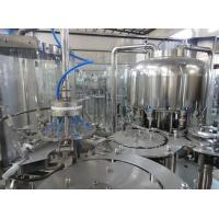3 In 1 Small Drinking Water Bottling Plant Filling Capping Machine For PET Bottles Manufactures