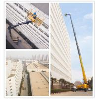 XCMG GTBZ58S Chinese hydraulic self-propelled telescopic boom lift aerial work platform price for sale
