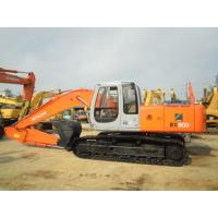 New Paint Second Hand Excavators , Japan Hitachi Ex200 5 Excavator For Sale Manufactures
