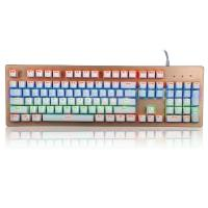 Mechanical Gaming Multimedia Bezel Keyboard USB Interface104 Keys Manufactures