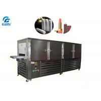 Quick cooling system Cosmetic Freezing Machine for Lip Balm , Lipstick Manufactures