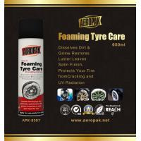 Tyre Shine automotive cleaning products , High Gloss Professional Car Cleaning Products Manufactures
