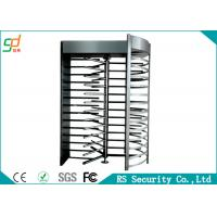 Spots Entertainment Used Full Height Turnstile With Water Resistance Function Manufactures