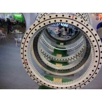 External 50Mn , 42CrMo Gear Thin Section Slewing Ring Bearing ( OD 504 - 1198mm ) Manufactures