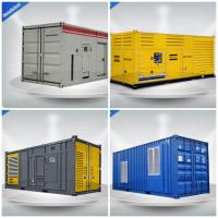 Quality Perkins 3 phase generator set with container 1000 kw/ kva for sale