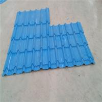 Auto Control Control System Metal Roof Tile Glazed Tile Roll Forming Machine 2-3