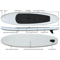 330cm Extra Light Inflatable Standup Paddleboard 15lbs 5 Thickness For Yoga On A Water Manufactures