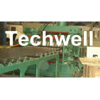 High Speed Steel Silo Corrugated Panel Roll Forming Machine For Roof Panel, Wall Sheet Manufactures