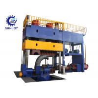 "High Precision Elbow Cold Forming Machine Processing Size 12""-20"" Working Pressure 25Mpa Manufactures"