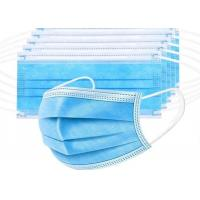 Class II Elastic Earloop 3 Ply Surgical Face Mask Manufactures