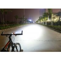 Quality 2000 Lumens CREE XML T6 Led Bicycle Front Lights for Moutain Bike for sale