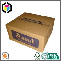 RSC Style FEFCO 0201 Color Print Corrugated Box; Regular Slotted Carton Box Manufactures