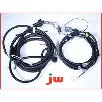 Quality AMP Connector Utility Trailer Wiring Kit With 24 Pitch Flat , PVC and Copper for sale