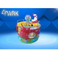 KTV And Supermarket Kiddy Ride Machine , Coin Operated  Ride On Toys Manufactures