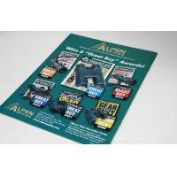Quality Full Color Custom Offset Magazine Printing With Saddle Stitched Binding for sale