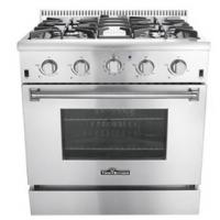 36 Inch 110V Stainless Steel Gas Stoves Electronic Ignition Mode CE Certification Manufactures