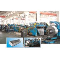 Fully Automatic Steel Slitting Lines SUS202 / SUS304 Stainless Steel Coil Slitting Machine Manufactures