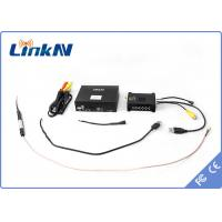 UAV UGV Cofdm HD Wireless Video Transmitter With RS232 Transparent UART Manufactures