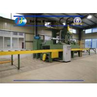 Automatic Wheel Blasting Machine 3 Pass Through Modes For Steel Structure Surface Manufactures