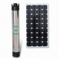 Solar Water Pump, Suitable for Livestock Watering and Cabin Manufactures