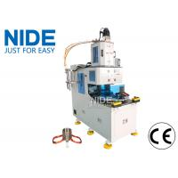 Automatic Stator Vertical Coil Winding Machine With Single-head and Double Station Manufactures