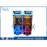Electronic Crane Game Machine Acrylic Control Panel For Amusement Center Manufactures