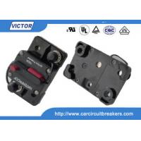 Mechanical Change Surface Mount DC Circuit Breaker Single Pole Manufactures