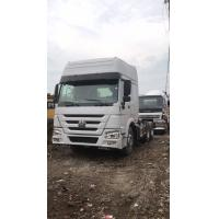 2016 made in china tractor head 6*4 10 Tires Sinotruck Howo tipper  dump truck Manufactures
