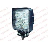 """15W 4.3"""" LED Vehicle Work Lights For Trucks SUV Off Road Spot Beam Driving Lights Manufactures"""